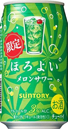 サントリー チューハイー ほろよい メロンサワー 缶 350ml×24