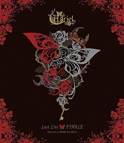 Asriel Last Live 〜FINALE〜 [Blu-ray]