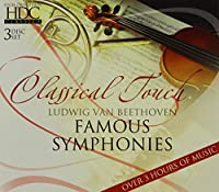 Classical Touch: Beethoven - Famous Symphonies