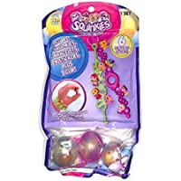 3 PACK SQUINKIES WITH CARRY BAG & 24 STICKERS by BLIP TOYS [並行輸入品]