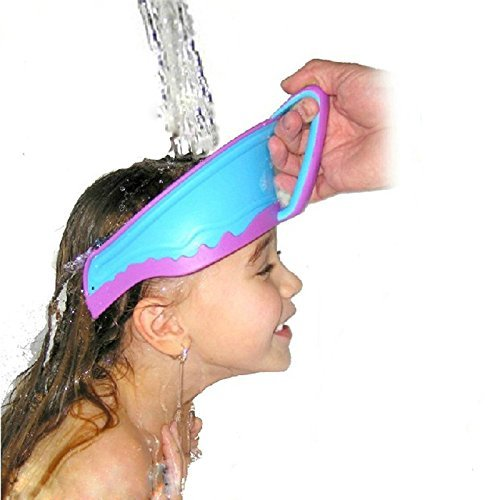 Seliyi シャンプーハット シャワー用防水帽 子供のため 赤ちゃん  ベビー