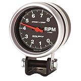 AutoMeter オートメーター3708 8000RPM Φ66mm タコメーター
