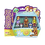 Scoobydoo Mystery Minis 5 Figure Pack - Scooby, Shaggy, Dracula, Daphne and Skeleton