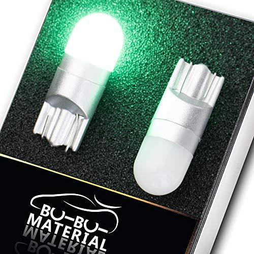 ぶーぶーマテリアル T10 LED 優しく明るい光拡散 ポジ...