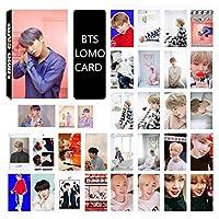 BTS - MAP OF THE SOUL PERSONA - PHOTO CARD SET メンバー選択 - LOMO CARD 防弾少年団 トレカ フォトカードセット30枚 (SUGA)