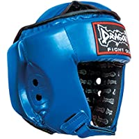 ドラゴンDoボクシングヘッドガード、Sparring Kickboxing、面マスク、MMA UFC SparringヘルメットプロテクターFighting、MMA、タイ式Headgear Kickブレースヘッド保護異なる色とサイズ