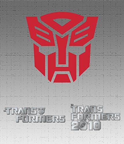 【Amazon.co.jp先行発売】[イッキ見! ]戦え! 超ロボット生命体トランスフォーマー&2010 ダブル Blu-ray SET〈期間限定生産〉