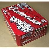 バドワイザー  Budweiser 350ml/ 24缶e America / アメリカビール