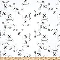 "Art Gallery Fabrics"" Nest Care Bears,White [並行輸入品]"