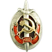 ソ連、バッジ   名誉労働者    フォーク   兵站  インテリアの   内務人民委員部   1940-1946  (賞、サイン バッジ、お土産、ラペルピン) コピー  Honored Worker of NKVD (USSR, award, Order, medal, souvenir, Lapel Pins) COPY