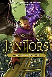 Janitors series 4巻 表紙画像