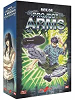 Project Arms - Memorial Box #04 (Eps 43-52) (3 Dvd) [Italian Edition]