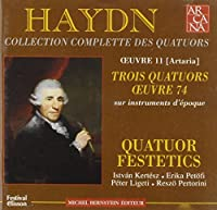 Haydn;String Quartets Op74