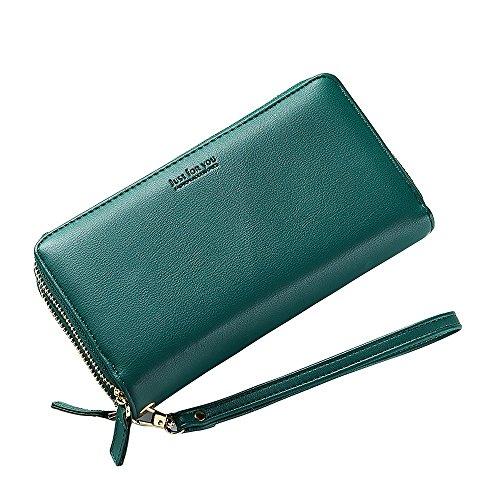 Zhanying 新しい女性の財布のハンドバッグ大規模なファ...