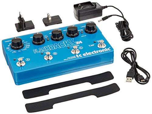 tc electronic Flashback X4 Delay & Looper エフェクター