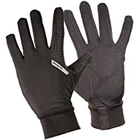 Netti Therma Flex Fleece Bike Gloves Black