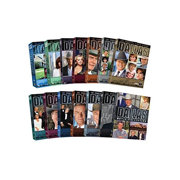Dallas: Complete Seasons...の商品画像