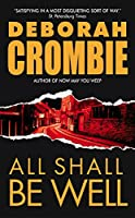 All Shall Be Well (Duncan Kincaid/Gemma James Novels)