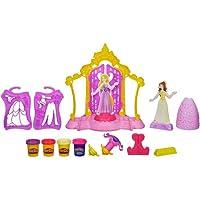 Play-Doh Disney Princess Design-a-Dress Boutique Set by Play-Doh おもちゃ【並行輸入品】