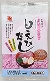 かね七 (KANESHICHI)  白えびだし 4g×8本 10袋