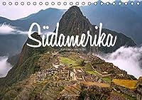 Suedamerika - Von Quito nach Rio (Tischkalender 2020 DIN A5 quer): Highlights eines Kontinents (Monatskalender, 14 Seiten )