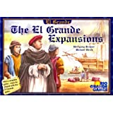 エルグランデ拡張 (El Grande) ボードゲーム