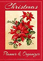 Christmas Planner & Organizer: Festivities Organizer for Christmas Eve, Christmas Day, Boxing Day, New Year's Eve and New Year's Day 7x10 70 Pages