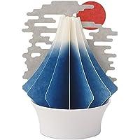 自然気化式加湿器 ペーパーモイストリー 富士山 PK900MF