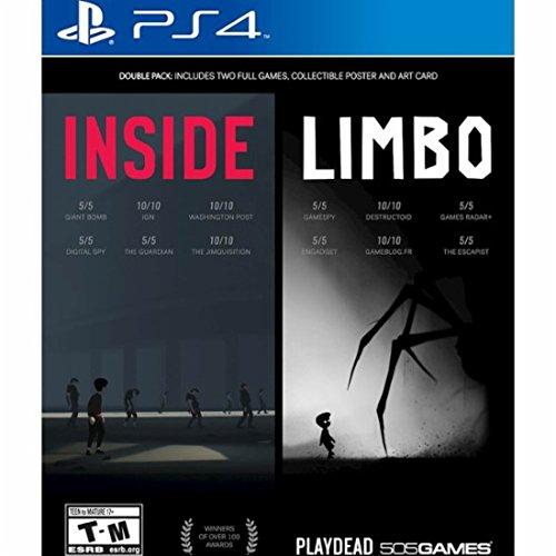 INSIDE/LIMBO Double Pack PlayStation 4 インサイド/リムボダブルパック プレイステーション4 北米英語版 [並行輸入品]
