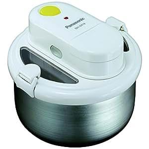 パナソニック コードレスアイスクリーマー 電池式 BH-941P