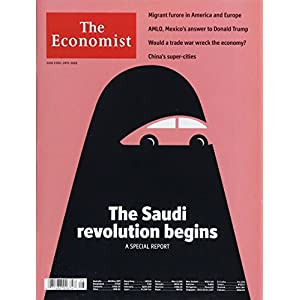 The Economist [UK] January 23 - 29 2018 (単号)