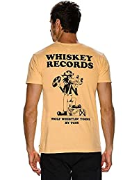(TCSS) THE CRITICAL SLIDE SOCIETY トップス Tシャツ THE CRITICAL SLIDE SOCIETY WHISKEY RECORDS SS TEE 並行輸入品