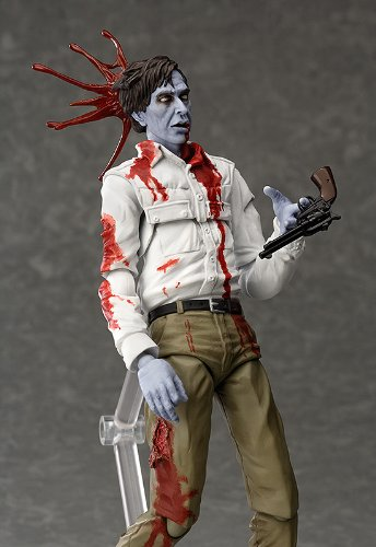 figma Flyboy Zombie - Dawn of the Dead Action Figure