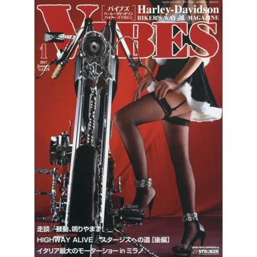 VIBES (バイブズ) 2017年 1月号 [雑誌]