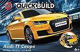 エアフィックス クイックビルドシリーズ アウディ TT クーペ ノンスケール 塗装済みブロック式組み立てキット QB6034