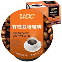 BREWSTAR(ブリュースター) UCC(上島珈琲) 有機栽培珈琲(8g×12個入) 8箱セット SC8026*8