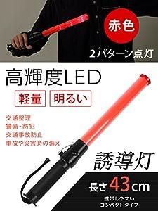 Eco Ride World LED 誘導灯 点滅 2パターン 43cm dk_013