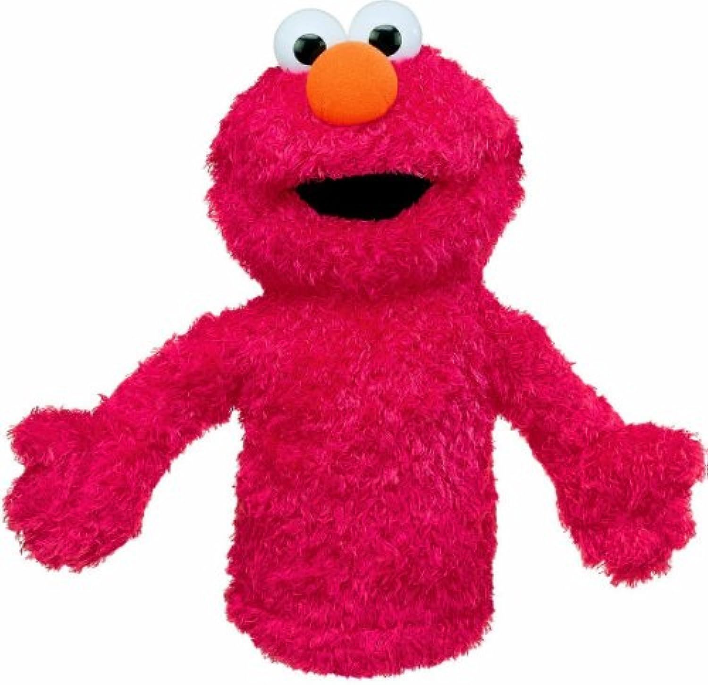 ガンド Gund セサミストリート エルモ Elmo ハンドパペット 人形劇 並行輸入品