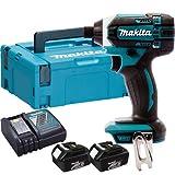 マキタ(makita) 125ミリ充電式防じんマルノコ  18V 6Ah バッテリ・充電器・ケース付 KS513DRG
