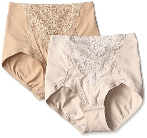 (Cecile) cecile short girdle 2-Pack