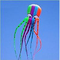 大型軟体7メートルタコ凧 カイト 飛び、持ち運びやすいです。タコベストセラー