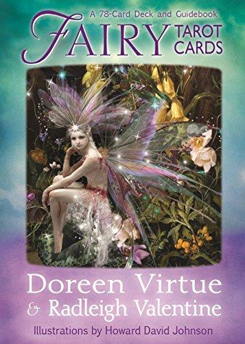 フェアリー タロットカード Fairy Tarot Cards 英語版