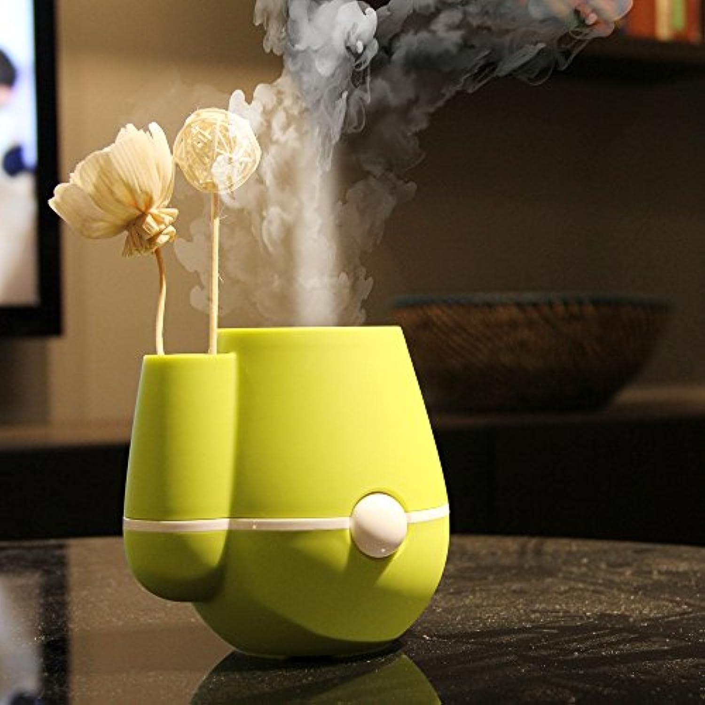 BUCNW home 供給USB花瓶加湿器オフィスホームミニ浄化空気加湿器スポット