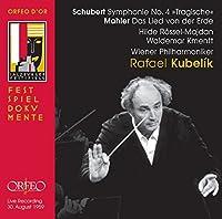 Symphonie No. 4 Tragische; by SCHUBERT / MAHLER (2011-01-25)