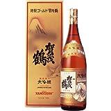 大吟醸 特製ゴールド賀茂鶴 1800ml