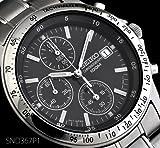 セイコー SEIKO クロノグラフ 腕時計 SND367 [逆輸入品] [t-1]