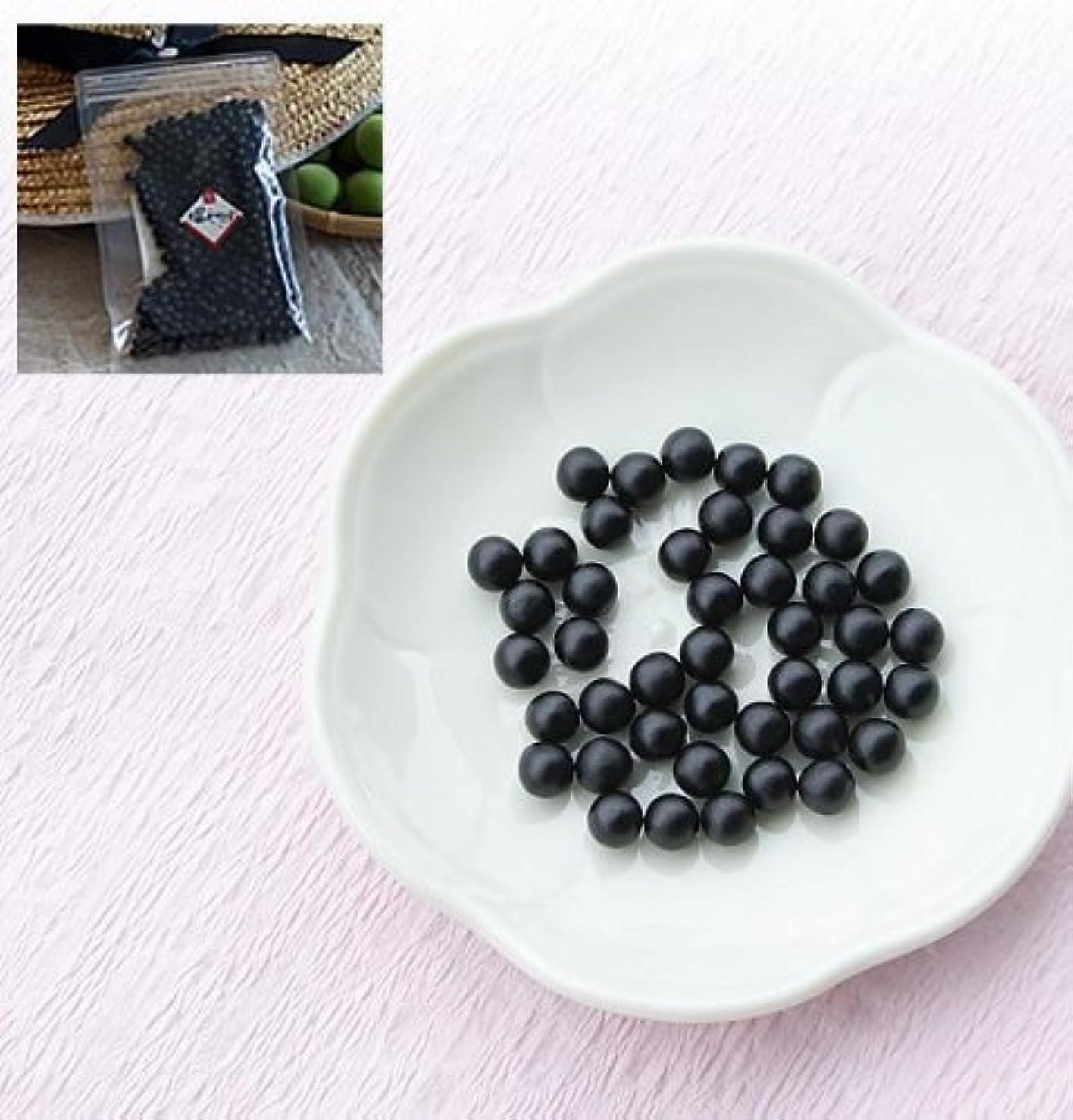 セマフォ塩辛い控えめな深見梅店 青梅から作った梅肉エキス粒タイプ 100g(約3か月?約600粒)