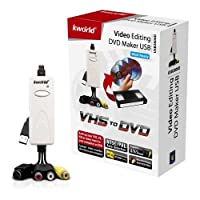 Kworld Video Capture USB TV Tuners and Video Capture USB2800D by KWorld