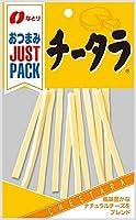 なとり JUSTPACKチータラ 27g×10袋