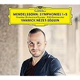 メンデルスゾーン:交響曲全集